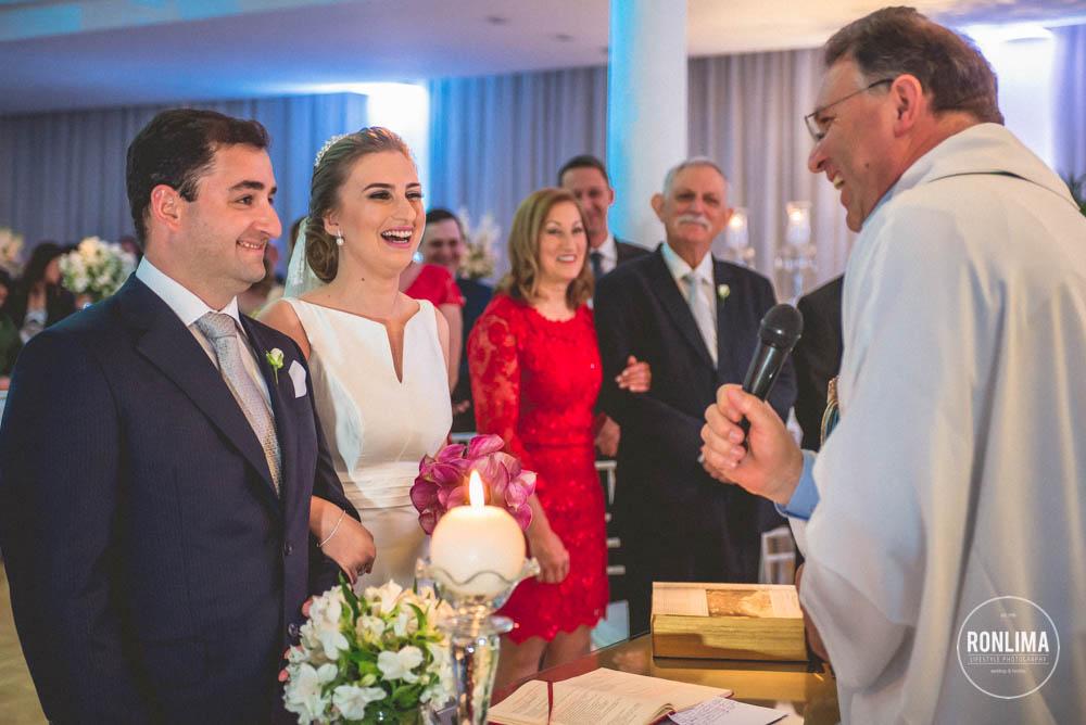 cerimonia de casamento em passo fundo