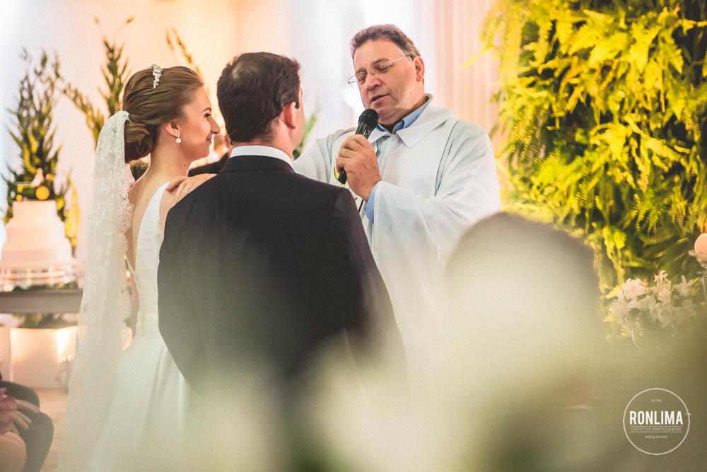 foto do padre casamento