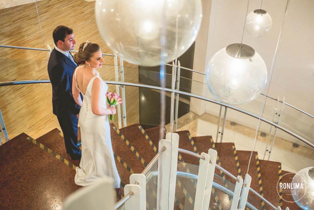 linda foto dos noivos