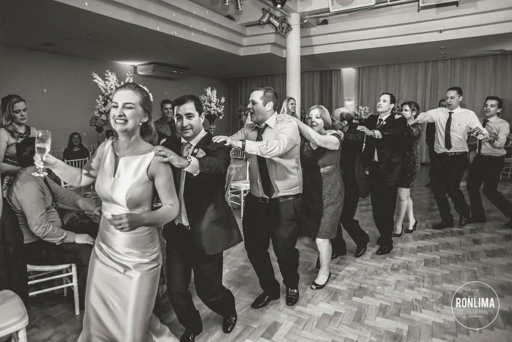 grande festa de casamento em passo fundo