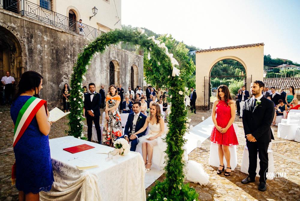 Fotografia de casamento na Itália