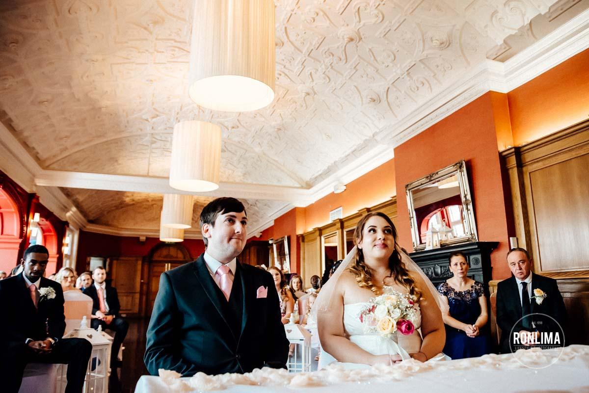 Fotografia de casamento em Londres