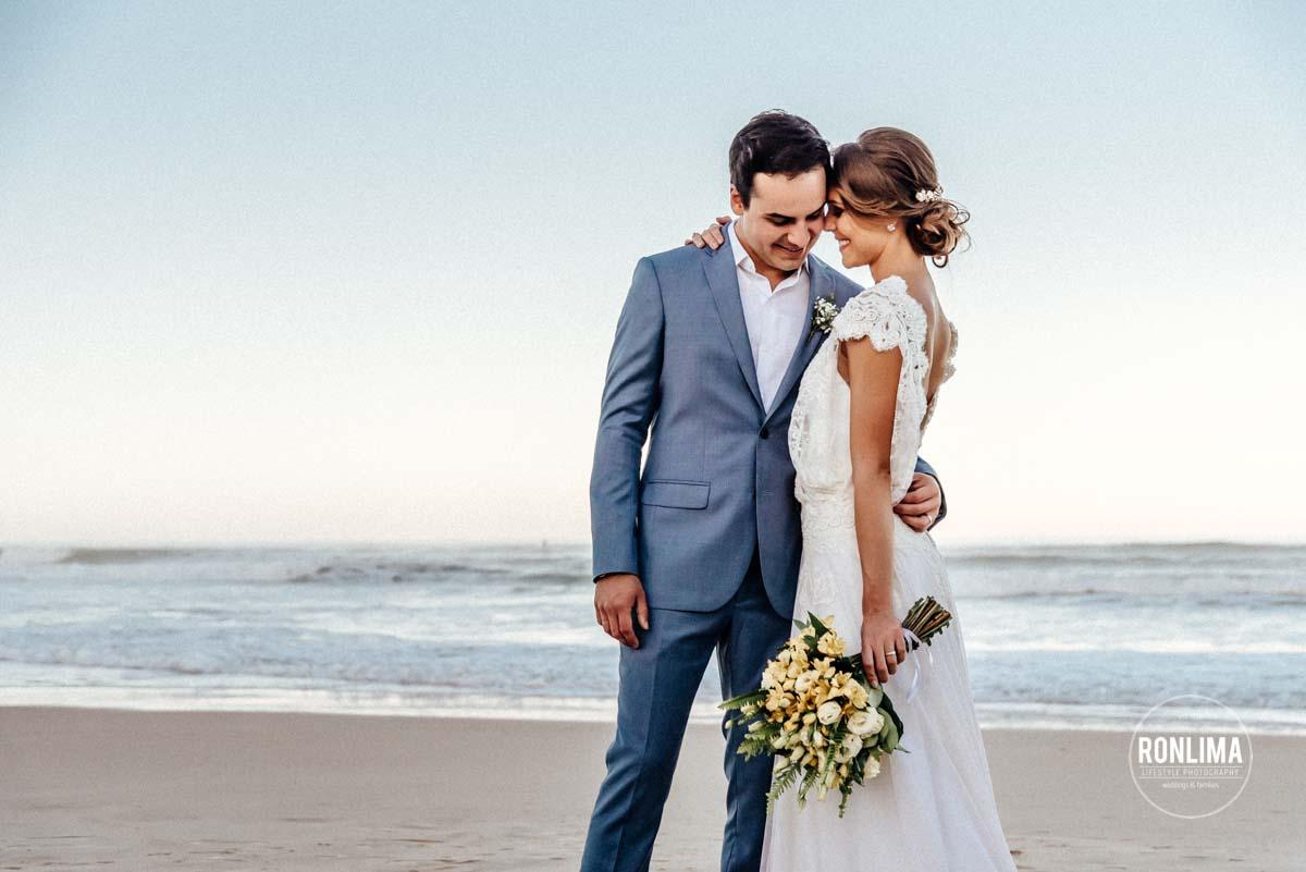 Destination Wedding na Praia do Rosa
