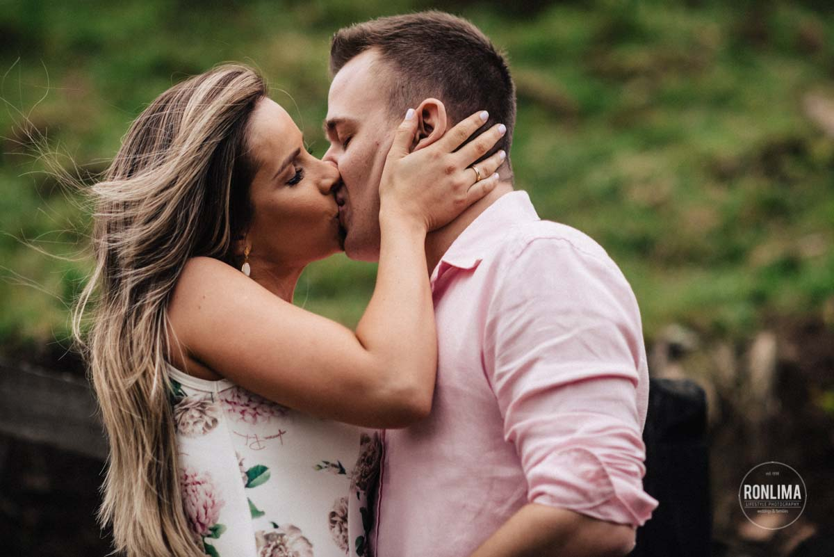 Foto de casal nos cânions