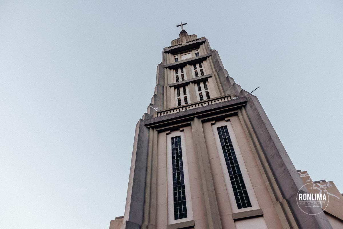 Igreja de casamento