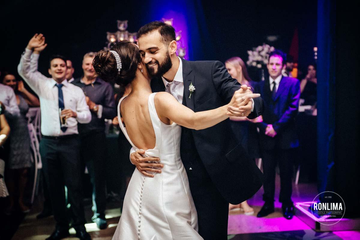 Festa de casamento em Carazinho