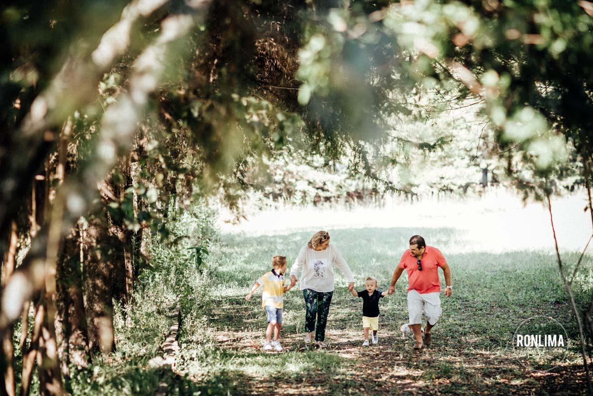 Fotode Família em Passo Fundo