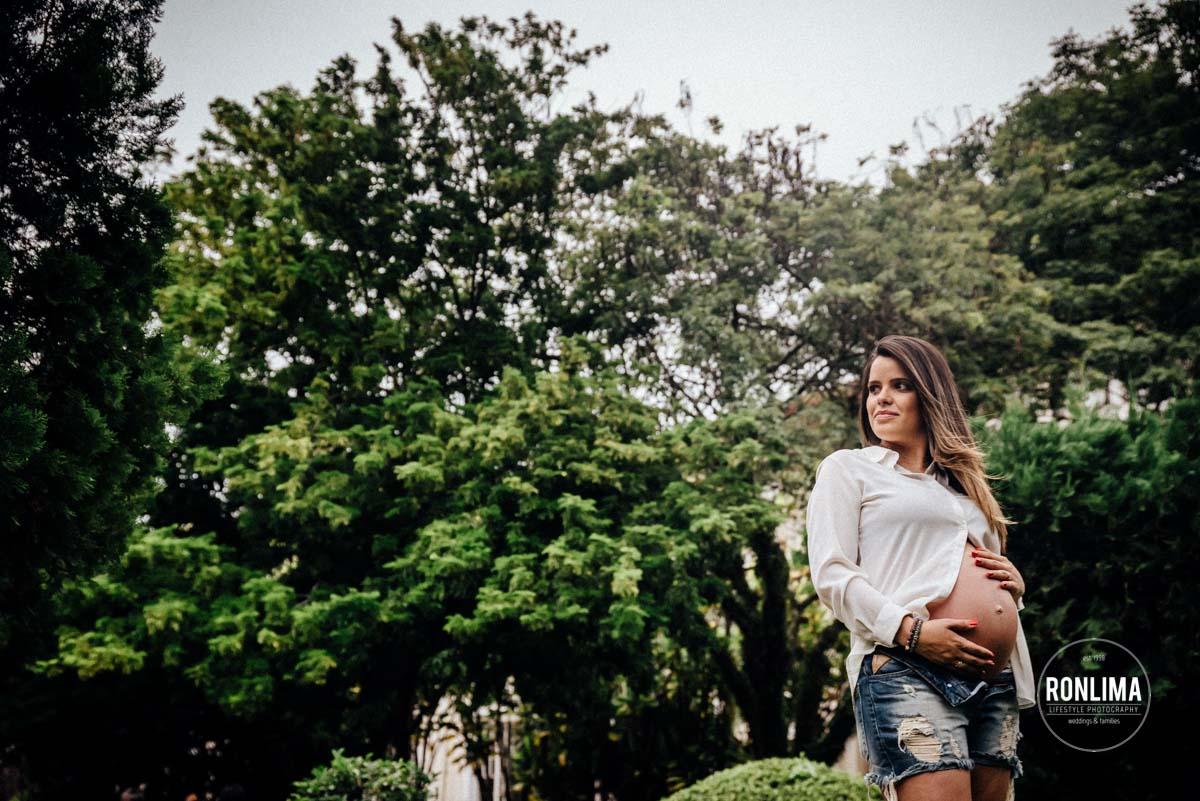Sessão de fotos gestante em Porto Alegre