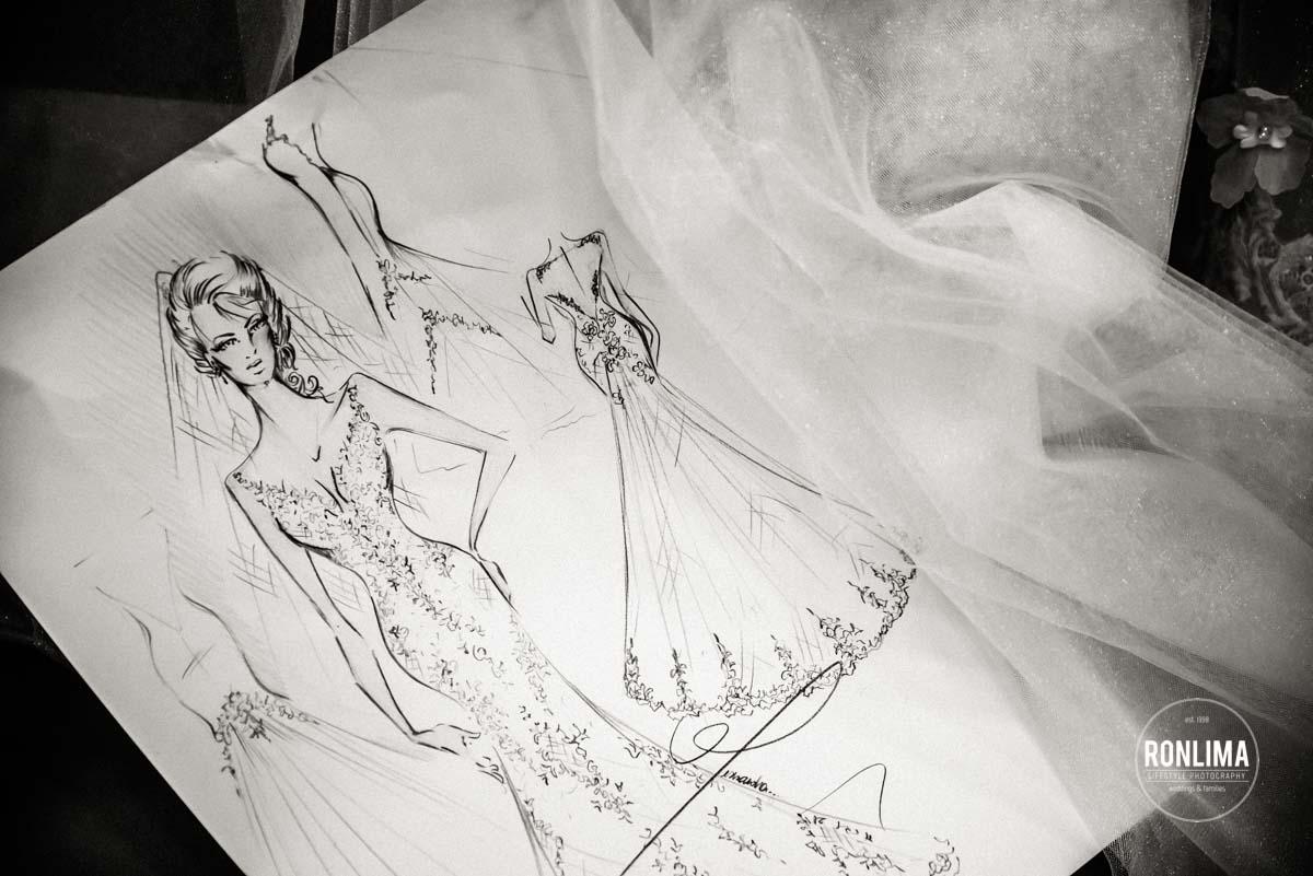 Making of da noiva em Passo Fundo