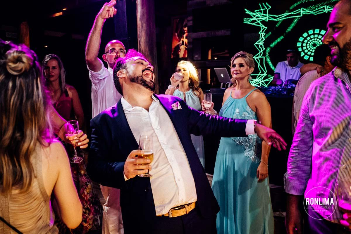 Casamento na Praia Brava em Itajaí