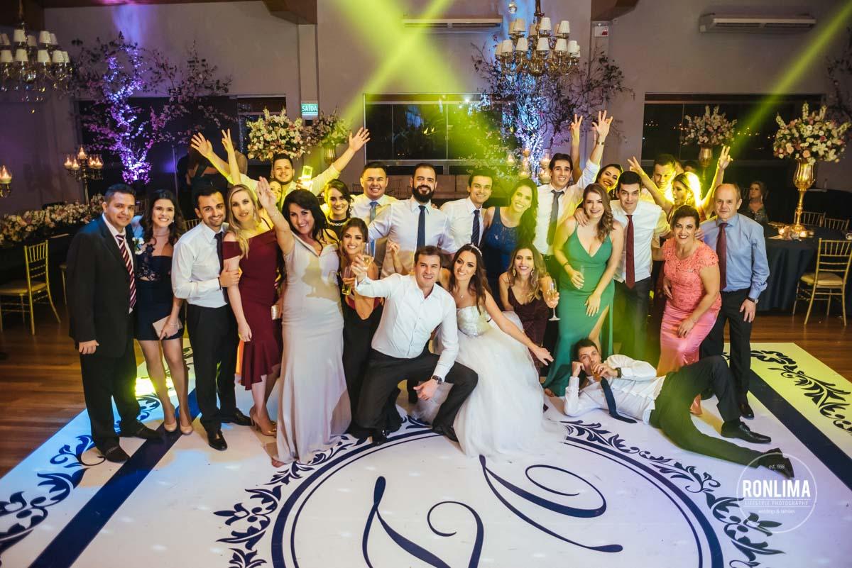 festa de casamento em Passo Fundo