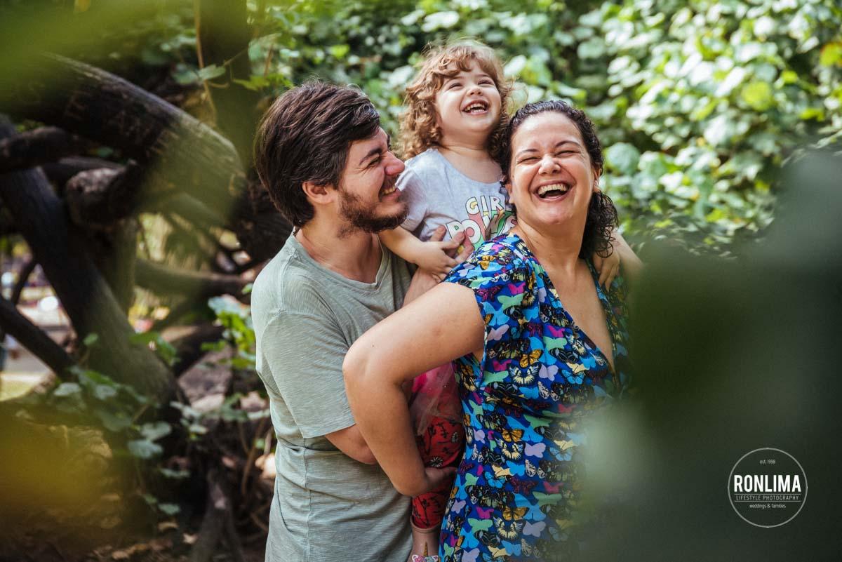 Ensaio Família no Rio de Janeiro