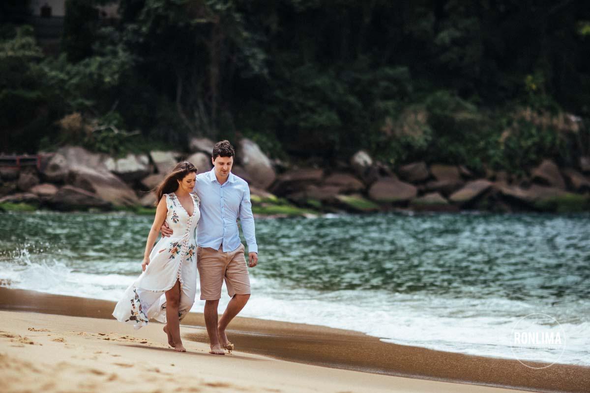 foto pré casamento na Urca, Rio de Janeiro