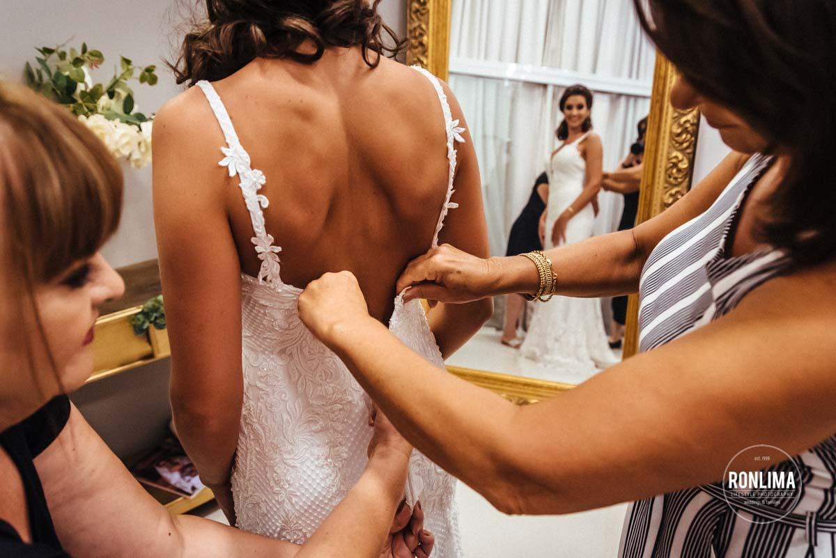 Making of da noiva em Itapema